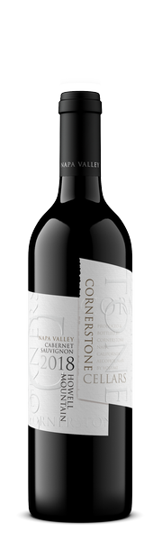 2018 Cabernet Sauvignon, Howell Mountain